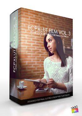 FCPX FILM LUT VOLUME 3 TUTORIAL. 10