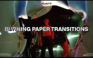 BURNING PAPER TRANSITIONS - ACIDBITE 24