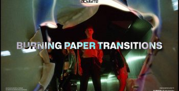 BURNING PAPER TRANSITIONS - ACIDBITE 8