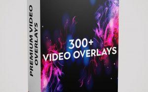 300+ 4K VIDEO OVERLAYS 5