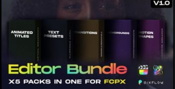 FCPX Editor Bundle – Videohive 30918245 9