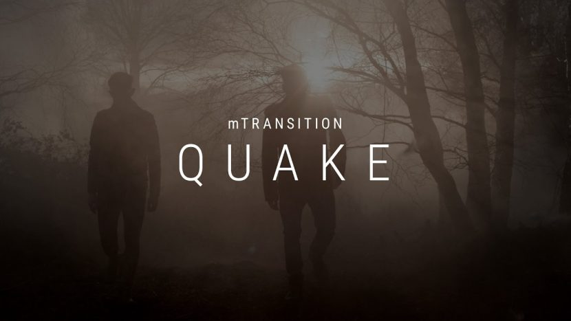 mTransition Quake - MotionVFX 1