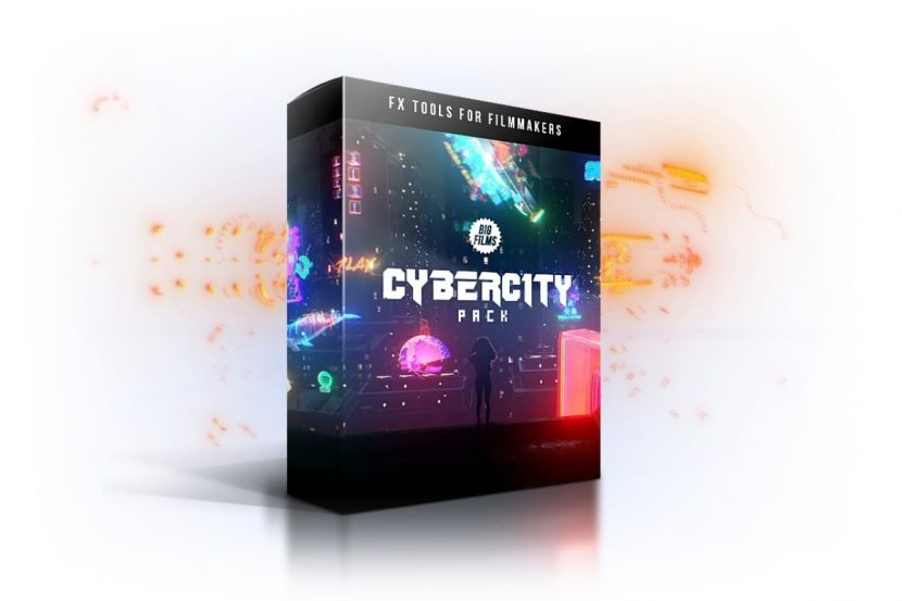 BigFilms – Cybercity Pack 1