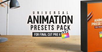 Animation Presets Pack for Final Cut Pro X – Videohive 23357036 12