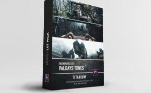 Titanium LUT Pack (Master) 13