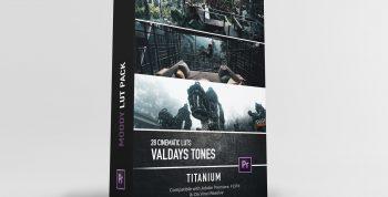 Titanium LUT Pack (Master) 8