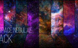 Space Nebulae Pack by MacroLogic 5