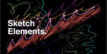 Ezra Cohen – Sketch Elements – 4K 2