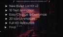 Bullet List Kit V2 6