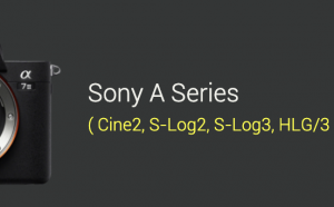 Leeming LUT Pro for Sony A Series 8