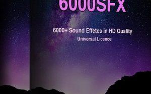 6000+ Cinematic SFX Ultimate Bundle Pack 2