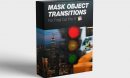 FCPXFULLACCESS - Mask Object Transitions Pack for Final Cut Pro 14